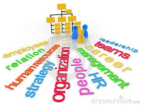 Organizational structure of a business plan